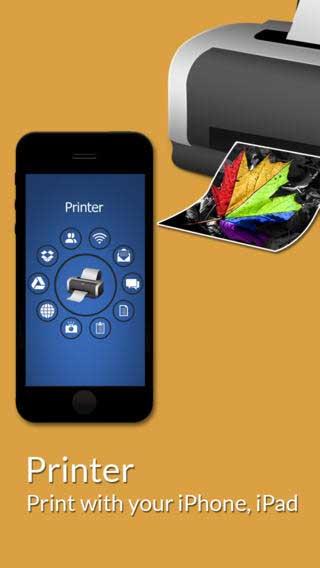 تطبيق Printer Pro