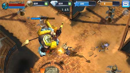 لعبة Dungeon Hunter 3