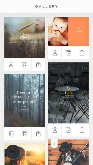 تطبيق MocaDeco لتحرير والكتابة على الصور