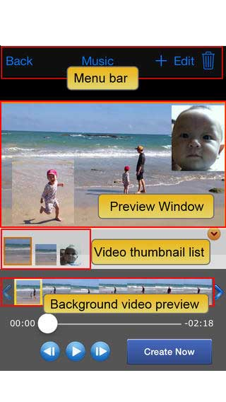 تطبيق Videos in Video