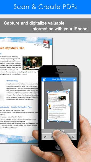 تطبيق Pocket Scanner مجاني لوقت محدود