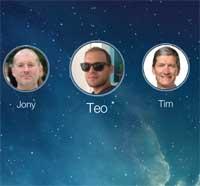 فيديو تخيلي: ميزة الحسابات المتعددة في iOS 8 القادم قريبا !
