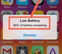 Photo of شرح حل جديد لمشكلة نفاد البطارية بسرعة للأيفون والآيباد