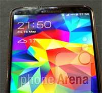 صورة فيديو وصور مسربة لهاتف Galaxy S5 Prime