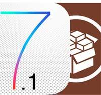 صورة نجاح الجيلبريك للأيفون 5s بإصدار 7.1.1 ، شاهدوا بالفيديو