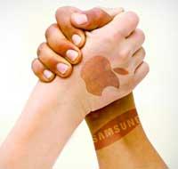 سامسونج وآبل تتفاوضان من أجل إنهاء الصراع بينهما