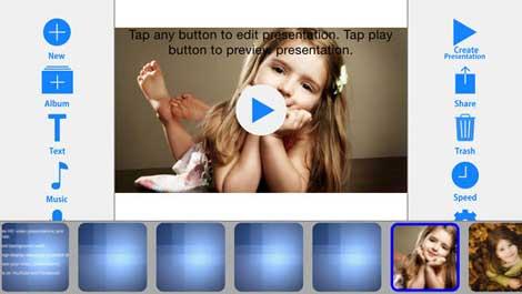 تطبيق WiPoint لإنشاء فيديو من صورك والكتابة عليها - مجانا لوقت محدود !