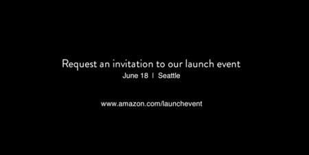 دعوة أمازون لحدث خاص بها