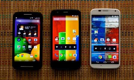 أجهزة Moto E و Moto G و Moto X تحصل على تحديث كيت كات 4.4.3