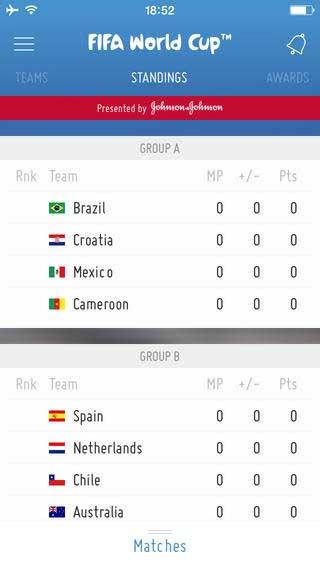 تطبيق FIFA Official App الرسمي من الفيفا