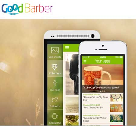 GoodBarber مولد التطبيقات - أسهل طريقة لبناء تطبيقك المميز
