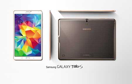 جهاز سامسونج اللوحي Galaxy Tab S