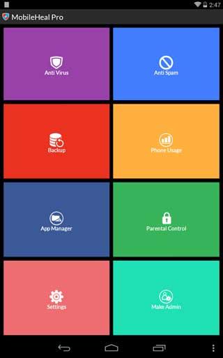 تطبيق MobileHeal Pro أدوات كثيرة في تطبيق واحد