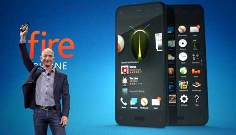 مرحبا هاتف Amazon Fire Phone