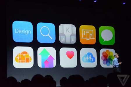 أهم ميزات الإصدار iOS 8