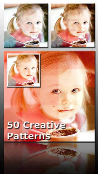 تطبيق Ace PhotoJus Pattern FX Pro للتعديل على الصور