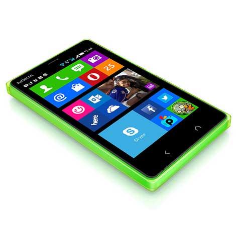 هاتف نوكيا Nokia X2