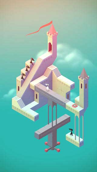 لعبة Monument Valley