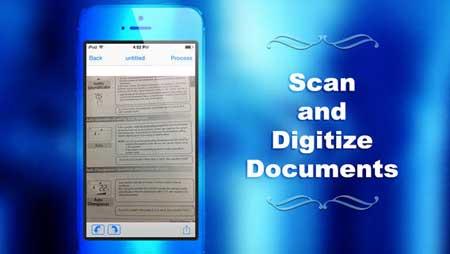 تطبيق Scan to PDF Converter