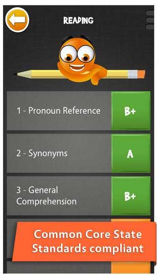 تطبيق iTooch TOEFL™ تمارين في الانجليزية
