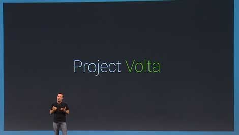 مشروع فولتا أو Project Volta لمراقبة حالة البطارية