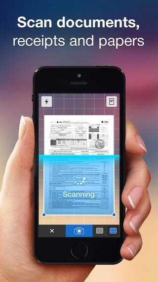 تطبيق Scanner+ Pro لتصوير ملفاتك وتحويلهم إلى PDF