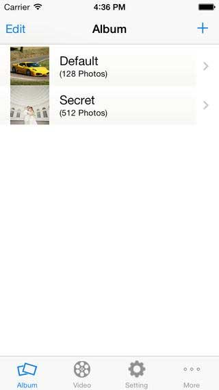 تطبيق My Video Safe Pro for iPhone لحماية مقاطع فيديو
