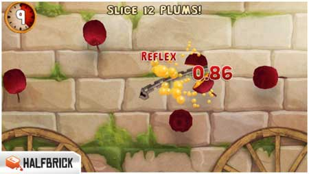 لعبة Fruit Ninja: Puss in Boots مجانا لوقت محدود !