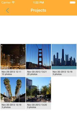 تطبيق VideoStory Pro لإنتاج فيديو من صورك
