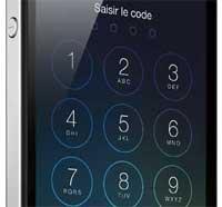 صورة ثغرة جديدة وسريعة لتجاوز قفل الأيفون بالأرقام السرية