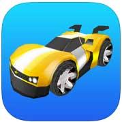 صورة لعبة السيارات العربية لاجهزة الايفون والايباد – لعبة سرعة وتحدي مجانية