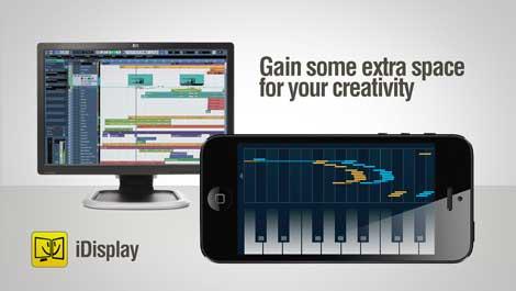 تطبيق iDisplay Mini