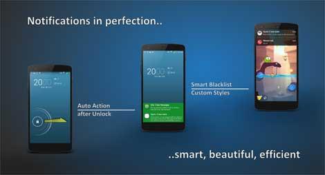 تطبيق Floatify للحصول على إشعارات نظام Android L