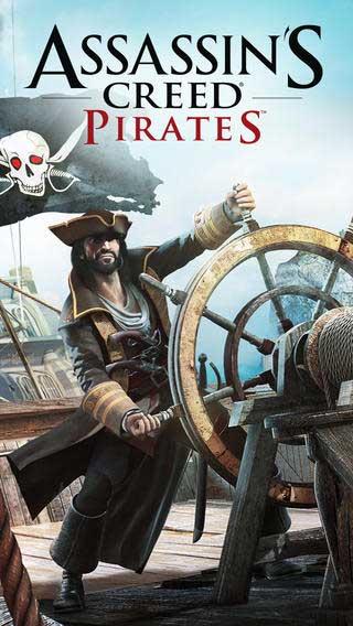 لعبة Assassin's Creed Pirates الرائعة للأيفون والآيباد