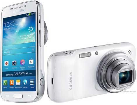 تحديث جهاز سامسونج Galaxy S4 zoom بأندرويد كيت كات