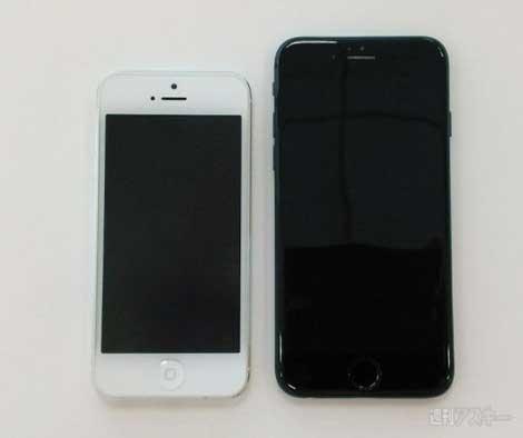 آبل ستبدأ تصنيع الأيفون 6 نسخة 4.7 إنش هذا الشهر !