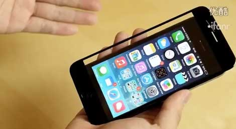 الأيفون 6 نسخة 4.7 إنش سيكون الأمثل للحمل بيد واحدة