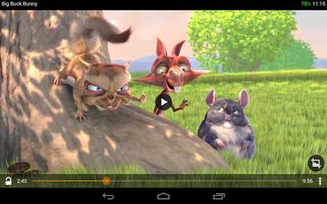 تطبيق VLC for Android Beta للأندرويد