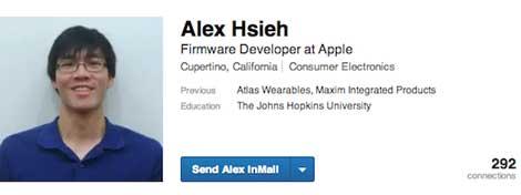آبل تستأجر رئيس مهندسي شركة Atlas Wearables للعمل على ساعتها