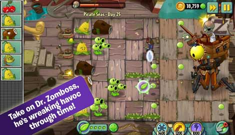 لعبة Plants vs. Zombies™ 2 للأندرويد