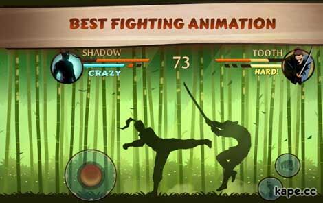 لعبة Shadow Fight 2 الساموراي للأندرويد