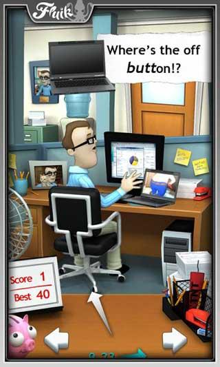 لعبة Office Jerk Free للأندرويد
