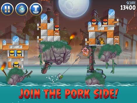 لعبة Angry Birds Star Wars II