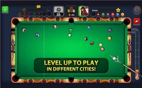 لعبة 8 Ball Pool للأندرويد