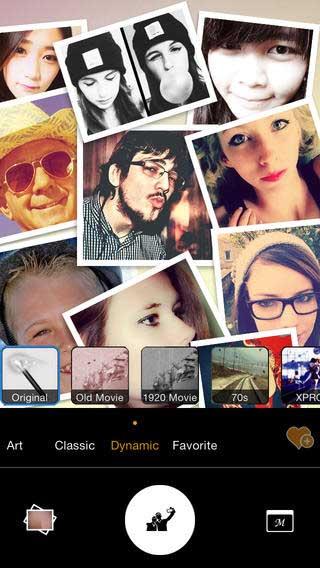 تطبيق PowerCam 7 محرر صور احترافي مميز للأيفون