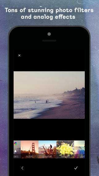 تطبيق Filterloop Pro محرر صور احترافي