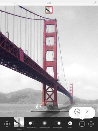 تطبيق Adobe Photoshop Mix - الفوتوشوب على جهاز الآيباد