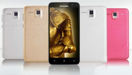Lenovo تعلن عن هاتف Golden Warrior A8 بمعالج ثماني النواة