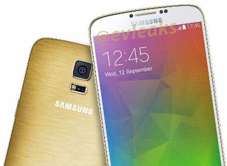 هاتف Samsung Galaxy F : مواصفات مرتفعة ، و تصميم معدني متميز [تسريبات]
