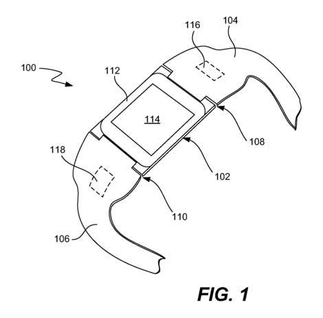 براءة اختراع من آبل تحمل إسم iTime
